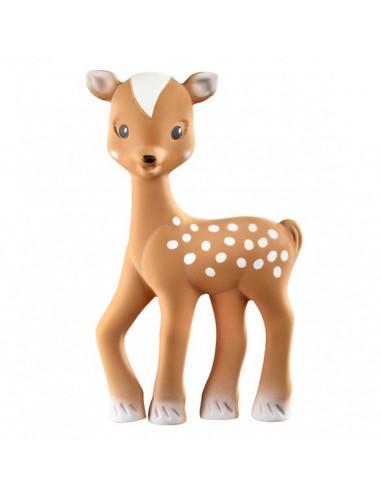 Fanfan le faon Sophie la girafe