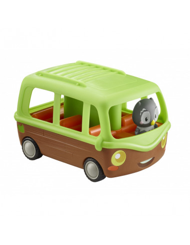 Le bus aventure Klorofil