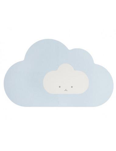 Tapis de jeu nuage bleu ciel - Quut