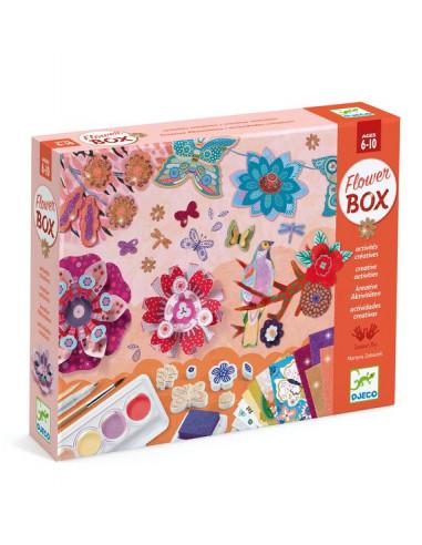 Flower box Coffret 6 activités...