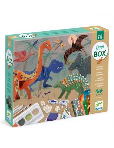 Dino Box coffret 6 activités...