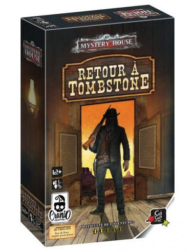 Retour à Tombstone - nouveau scénario...
