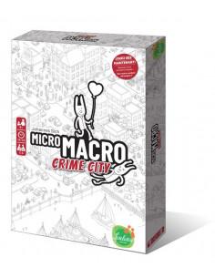 Jeu Micro Macro crime city