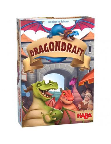 Dragondraft - jeu Haba
