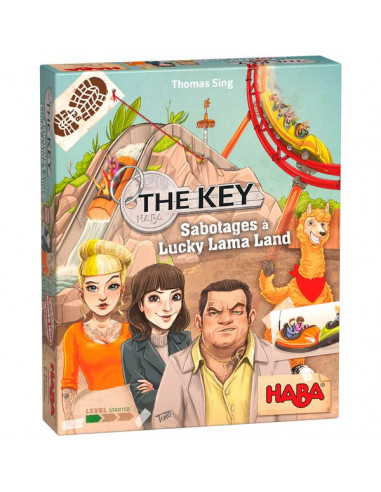 The Key Sabotages à Lucky Lama Land -...
