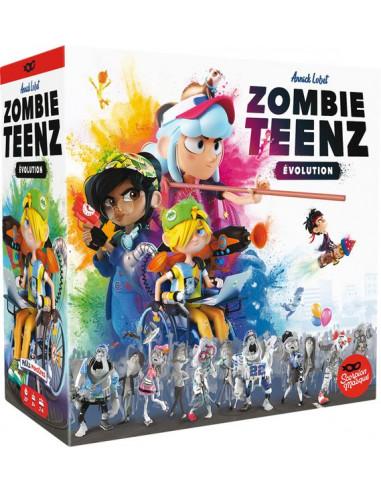 Jeu Zombie Teenz évolution