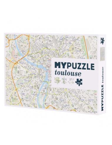 My puzzle Toulouse 1000 pièces