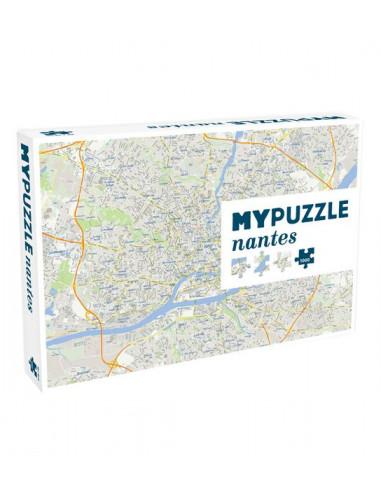 My puzzle Nantes 1000 pièces