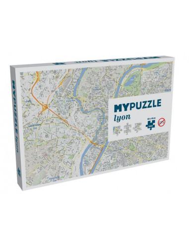 My puzzle Lyon 1000 pièces