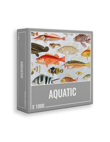 Puzzle Aquatic 1000 pièces -...