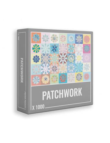 Puzzle Patchwork 1000 pièces -...