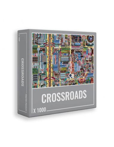 Puzzle Crossroads 1000 pièces -...