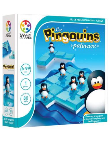 Les pingouins patineurs - Smartgames