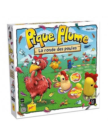Pique plume - jeu Gigamic