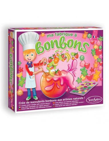Ma fabrique à bonbons - Sentosphère