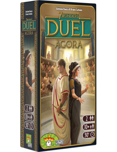 Agora - extension 7 wonders duel