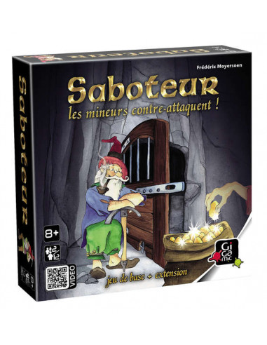 Saboteur 2 - Les Mineurs...