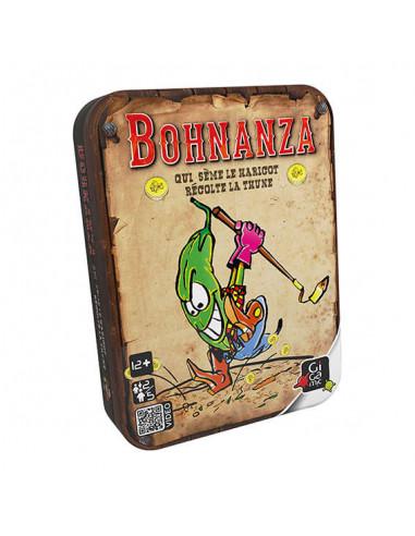 Bohnanza - jeu Gigamic