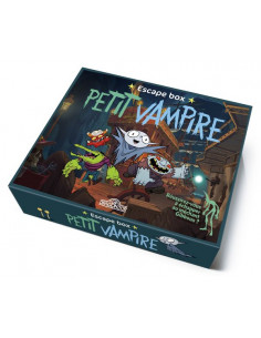Escape Box Petit vampire
