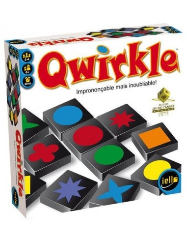 Qwirkle - jeu Iello