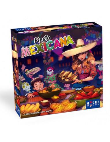 Jeu Fiesta mexicana