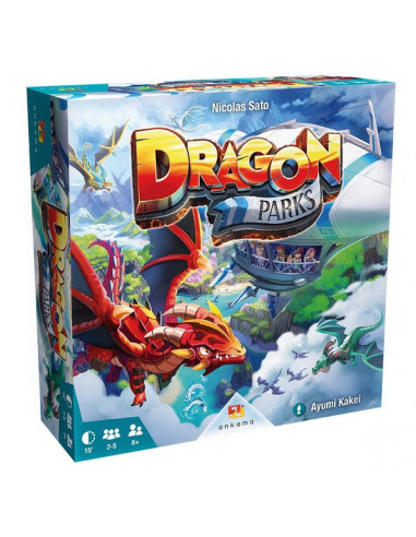 Jeu Dragon Parks