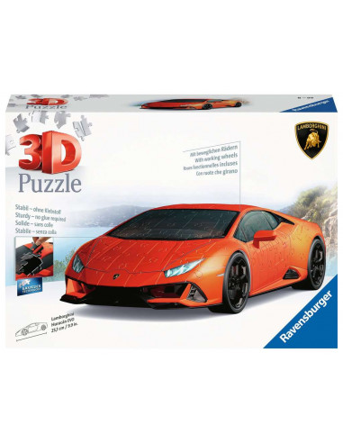 Puzzle 3D Lamborghini Huracan EVO -...