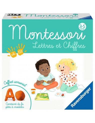 Montessori Lettres et chiffres -...