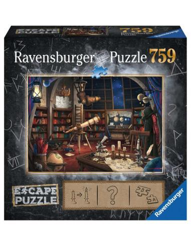 Escape puzzle Observatoire...