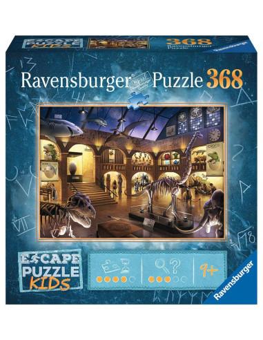 Escape puzzle Kids Une nuit au musée...