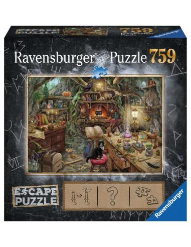 Escape puzzle Cuisine de sorcière -...