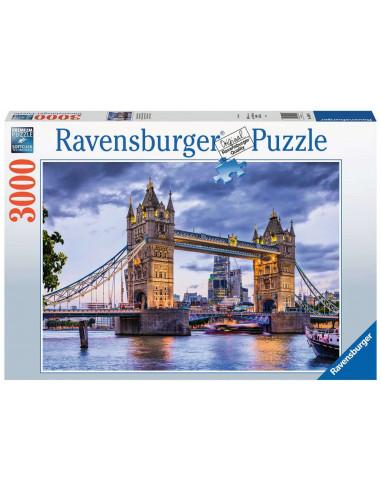 Puzzle 3000 pièces La belle ville de...