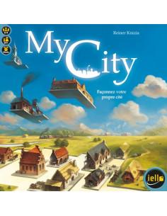 Jeu My city