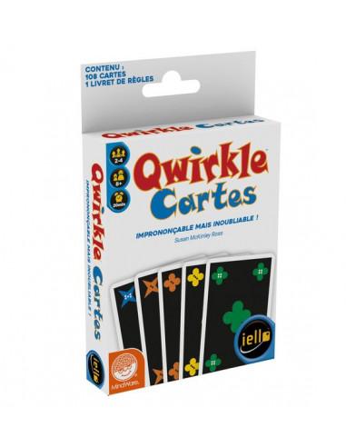 Qwirkle cartes