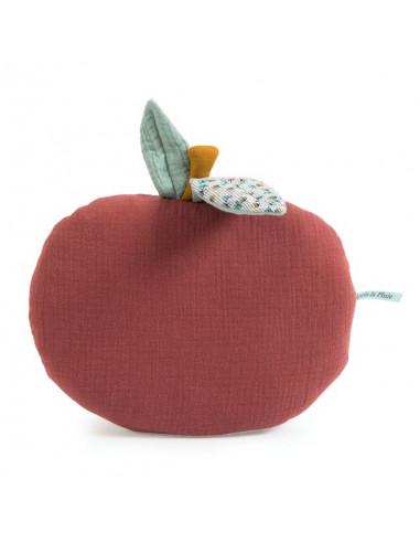 Coussin pomme Après la pluie - Moulin...