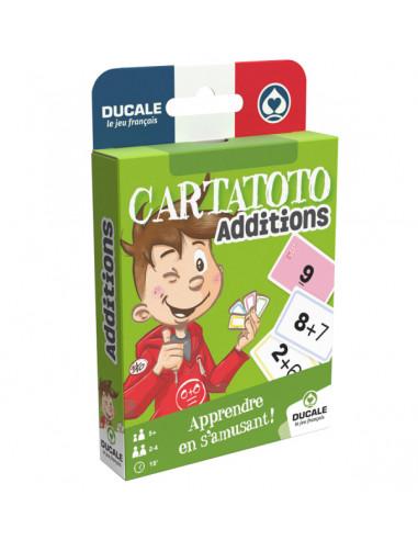 Cartatoto additions - jeu de carte
