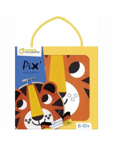 Pix gallery tambourin tigre - Avenue...
