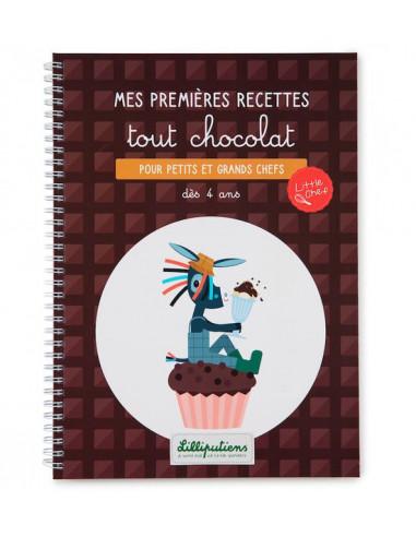 Livre de recettes tout chocolat -...