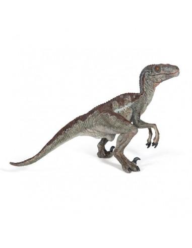 Figurine dinosaure vélociraptor - Papo