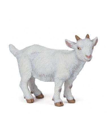 Figurine chevreau blanc - Papo