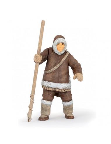 Figurine inuit - Papo
