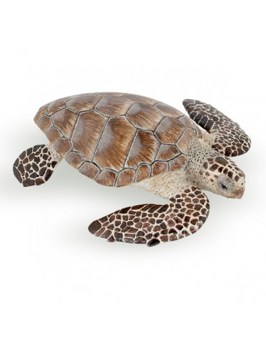 Figurine tortue caouanne - Papo