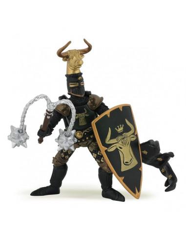 Figurine maître des armes cimier...