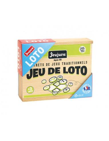 Jeu de loto - Jeujura