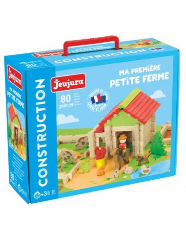 Construction ma première petite ferme...
