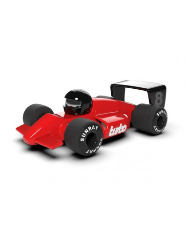 Voiture Verve turbo laser rouge -...