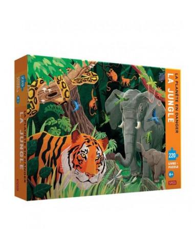 La planète en danger La jungle -...