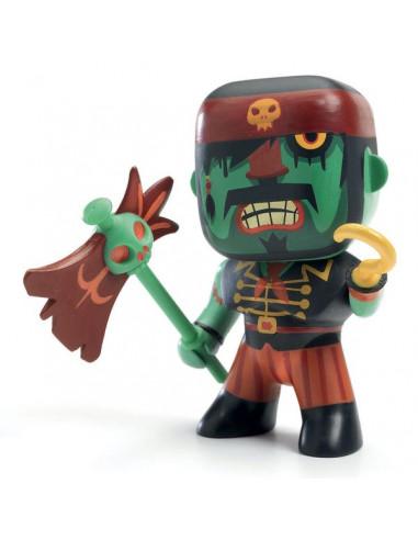 Kyle figurine pirate Arty Toys - Djeco