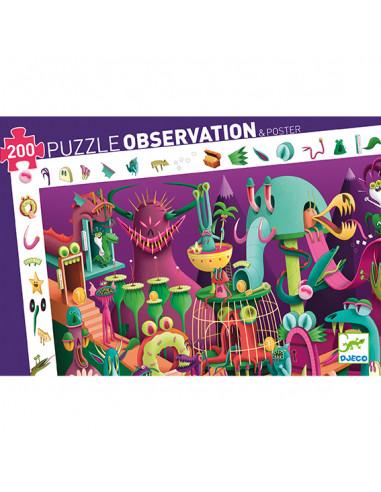 Puzzle d'observation dans un jeu...