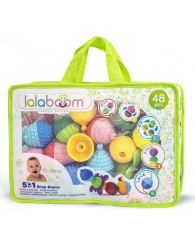 48 perles éducatives - Lalaboom
